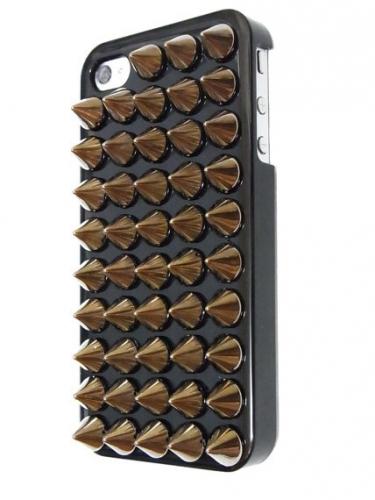Чехол с шипами для IPhone 5